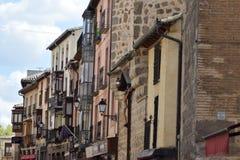 Toledo, uma das cidades as mais bonitas na Espanha Fotografia de Stock