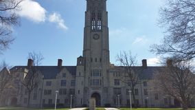 Toledo uniwersytet Obrazy Royalty Free