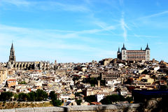 Toledo Royalty Free Stock Photography