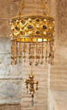 Toledo - Visigoths crown from San Roman church Royalty Free Stock Image
