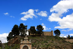 Toledo walls Royalty Free Stock Photography