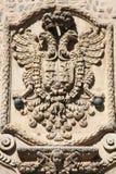 Toledo-Wappen Stockbild