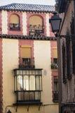 Toledo (Spain): old building Stock Photos