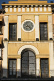 Toledo & x28; Spain& x29;: Zocodovervierkant Stock Afbeeldingen
