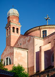 Tolentini church in Venice, Italy Royalty Free Stock Photography