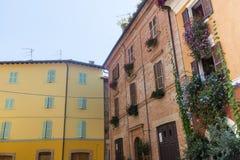 Tolentino (πορείες, Ιταλία) Στοκ εικόνες με δικαίωμα ελεύθερης χρήσης