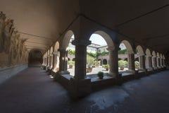 Tolentino (gränser, Italien) Fotografering för Bildbyråer