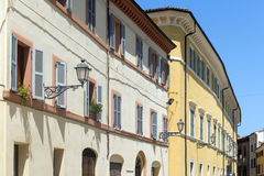 Tolentino (gränser, Italien) Royaltyfria Bilder