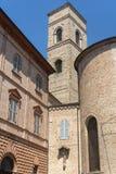 Tolentino (gränser, Italien) Arkivbilder