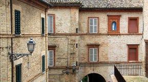 Tolentino, Italie Images libres de droits