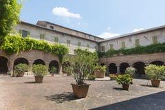 Tolentino (marços, Itália) Fotos de Stock