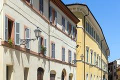 Tolentino (marços, Itália) Imagens de Stock Royalty Free