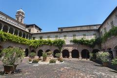 Tolentino (Marches, Italie) Photo stock