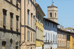 Tolentino (Marches, Italy) Stock Image
