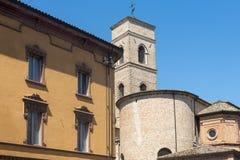 Tolentino (Marsen, Italië) Stock Afbeeldingen