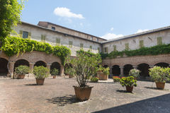 Tolentino (marzos, Italia) Fotos de archivo