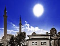Tolerância religiosa e coexistência Foto de Stock Royalty Free