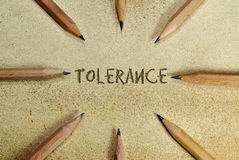 Tolerance royalty free stock photos