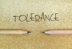 Tolerance Stock Photos