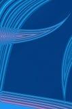 Tolerancia de la geometría - en azul. Foto de archivo libre de regalías