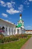 Tolga Monastery, Yaroslavl, Rússia imagem de stock