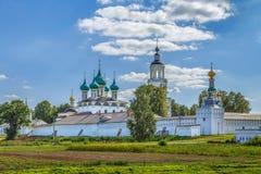 Tolga Monastery, Yaroslavl, Rússia foto de stock royalty free