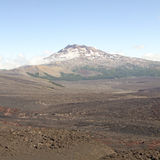 Tolhuaca volcano, Chile Royalty Free Stock Images