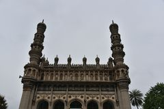 Toli清真寺,海得拉巴 库存图片