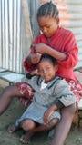 Toliara. Μαδαγασκάρη Στοκ Εικόνες