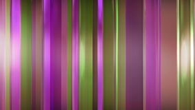tolkning 3D av abstrakta tunna glass paneler i utrymme Paneler sken och reflekterar sig Royaltyfria Foton