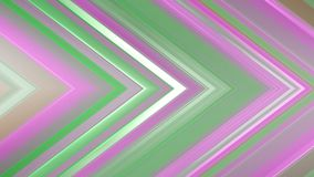 tolkning 3d av en abstrakt vinkelformig sammansättning som består av paneler och linjer Arkivfoton