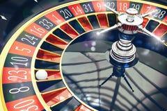 tolkning 3D av rouletten Royaltyfri Bild