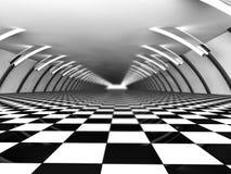 tolkning för öppet utrymme 3D Arkivfoto