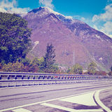 Toll Road Stock Images