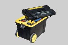 tollbox оборудует различное Стоковые Фотографии RF
