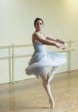 Tollende ballerina Royalty-vrije Stock Afbeelding