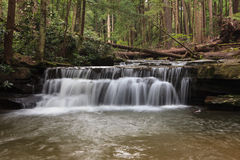 Tolliver Falls in Maryland Stock Photos