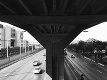 tollway Arkivfoton