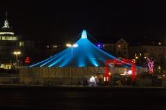 Tollwood 2014 Στοκ εικόνα με δικαίωμα ελεύθερης χρήσης