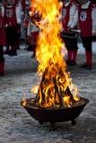 Tolo \ 'incêndio de s Imagens de Stock