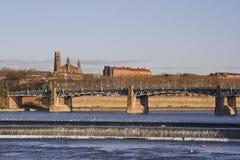 Tolosa, paesaggio urbano Fotografie Stock Libere da Diritti