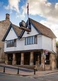 Tolsey博物馆Burford牛津郡英国英国 免版税库存照片