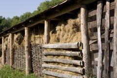 tolstoy yasnaya polyana s κτημάτων hayloft στοκ εικόνα με δικαίωμα ελεύθερης χρήσης