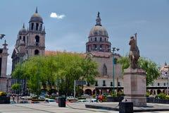 Toluca de Lerdo Cathedral México Fotografía de archivo