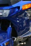 TOLYATTI, RÚSSIA, O 25 DE JUNHO DE 2005: mostra da motocicleta dos motociclistas imagem de stock
