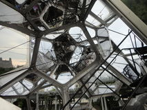 Tomás Saraceno on the Roof: Cloud City 7 Stock Photos
