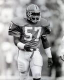 Tom Τζάκσον Denver Broncos Στοκ Φωτογραφίες