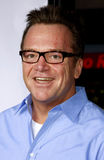 Tom Arnold. Attends the World Premiere of Forgetting Sarah Marshall held at the Grauman's Chinese Theater in Hollywood, California, United States on April 10 stock photography