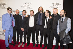 Tom Berninger and The National Band Members Stock Photos