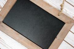 tom blackboard Arkivbilder